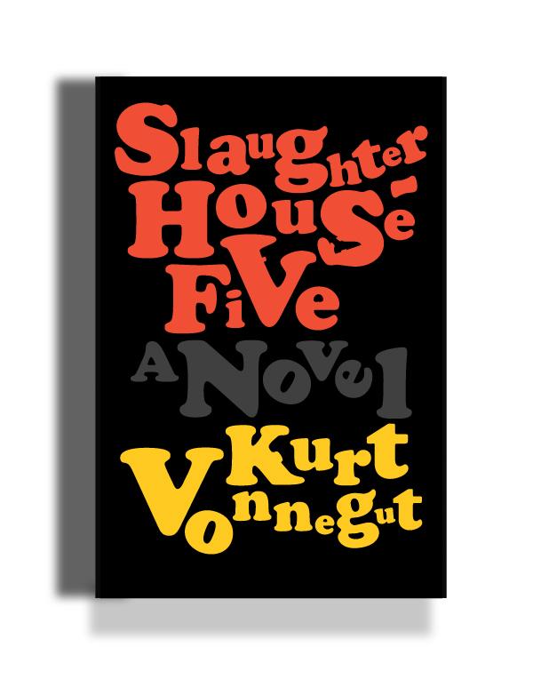 Kurt Vonnegut book covers 1