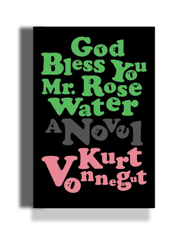 Kurt Vonnegut book covers 2
