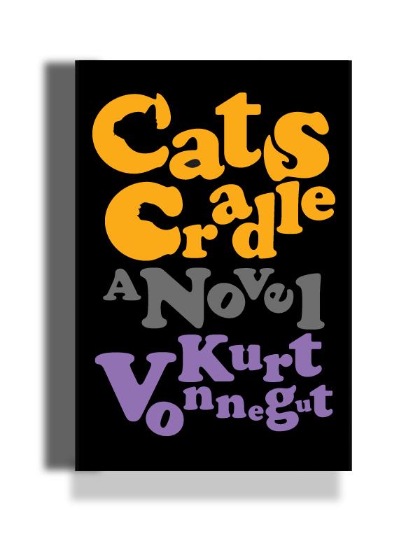 Kurt Vonnegut book covers 3