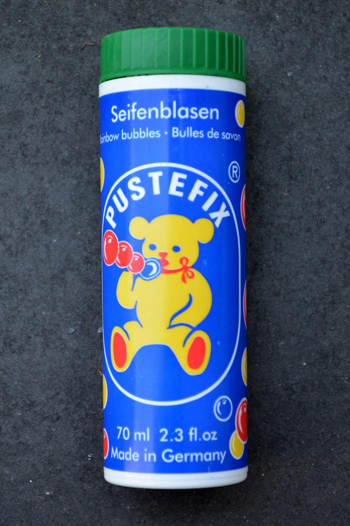 Pustefix tube