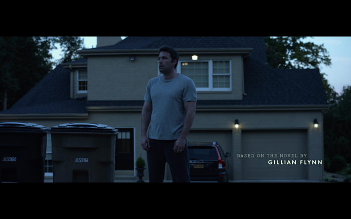 Gone Girl opening titles 4
