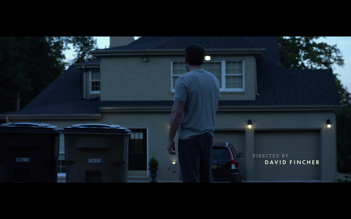 Gone Girl opening titles 3