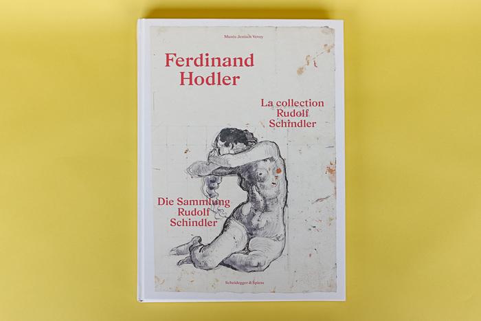 Ferdinand Hodler catalog,Musée Jenisch Vevey 1