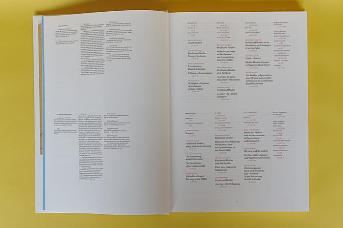 Ferdinand Hodler catalog,Musée Jenisch Vevey 3