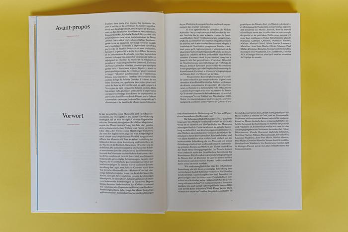 Ferdinand Hodler catalog,Musée Jenisch Vevey 4