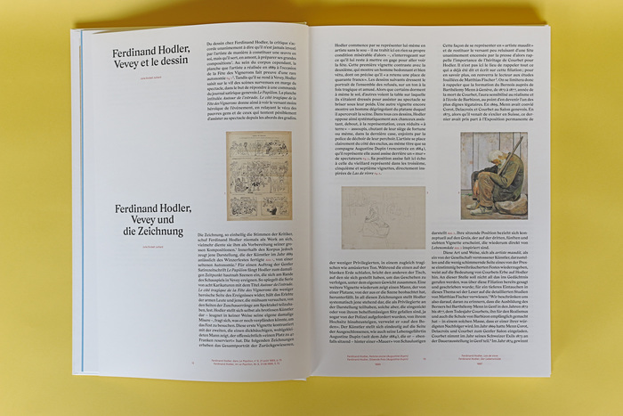Ferdinand Hodler catalog,Musée Jenisch Vevey 5