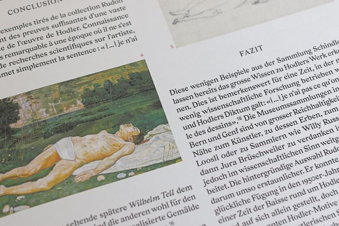 Ferdinand Hodler catalog,Musée Jenisch Vevey 6