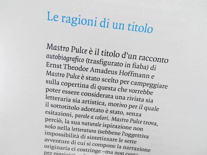 Mastro Pulce 12