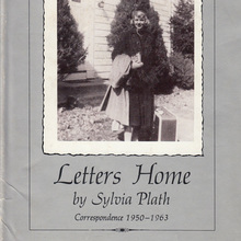 <cite>Letters Home</cite> by Sylvia Plath, Harper &amp; Row