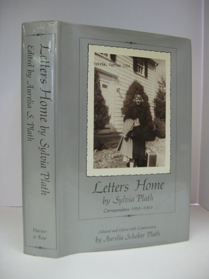 Letters Home by Sylvia Plath, Harper & Row 2