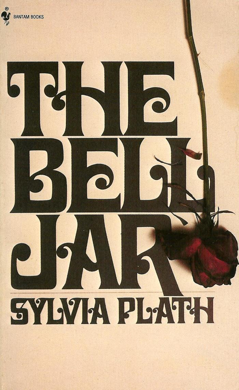 The Bell Jar by Sylvia Plath, Bantam Books 1
