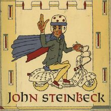 <cite>The Short Reign of Pippin IV</cite> by John Steinbeck, first&nbsp;edition