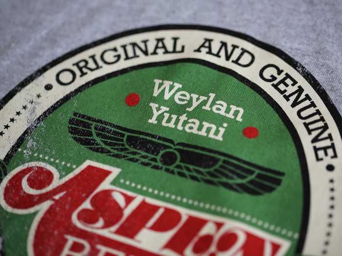 Replica label t-shirt.