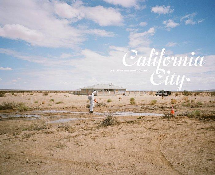 California Citymovie poster and titles 3
