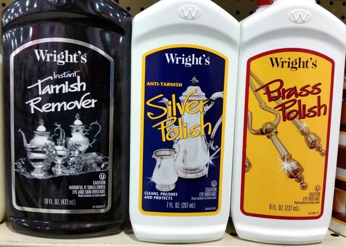 Wright's metal polishing products