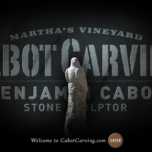 Cabot Carving website
