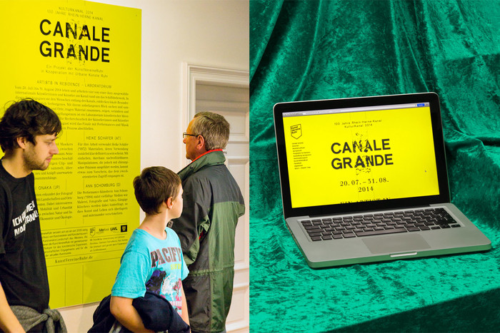 Home Is Where … catalog for the final exhibition and symposium at Schiffshebewerk Henrichenburg