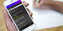 <cite>Head, Heart & Hand:</cite> AIGA Design Conference app