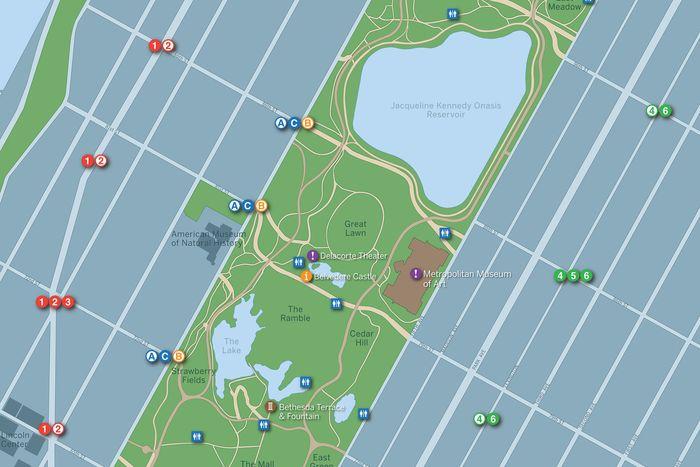 myNav: Central Park 4
