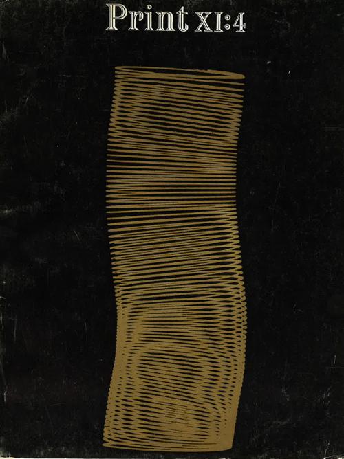 Print XI:4 (1957)