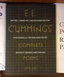 <cite>E. E. Cummings: Complete Poems 1904–1962</cite>
