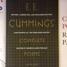 <cite>E. E. Cummings: Complete Poems 1904–1962</cite>