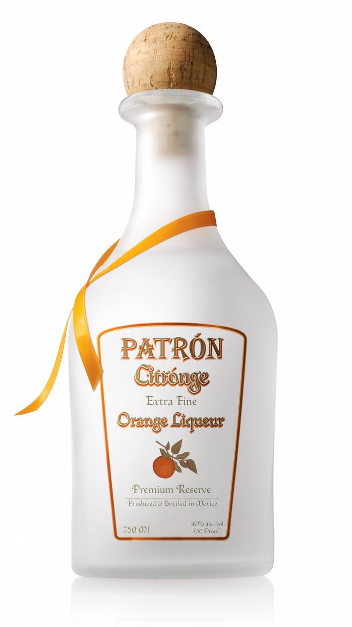 Patrón logo and bottles 4
