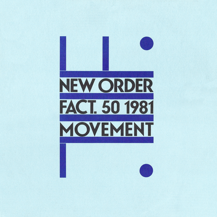 New Order – Movement album art 5