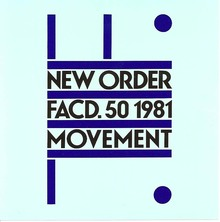 New Order – <cite>Movement</cite> album art