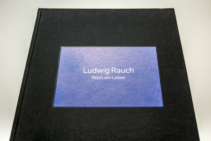 Noch ein Leben, exhibition catalogue of photographer Ludwig Rauch 4