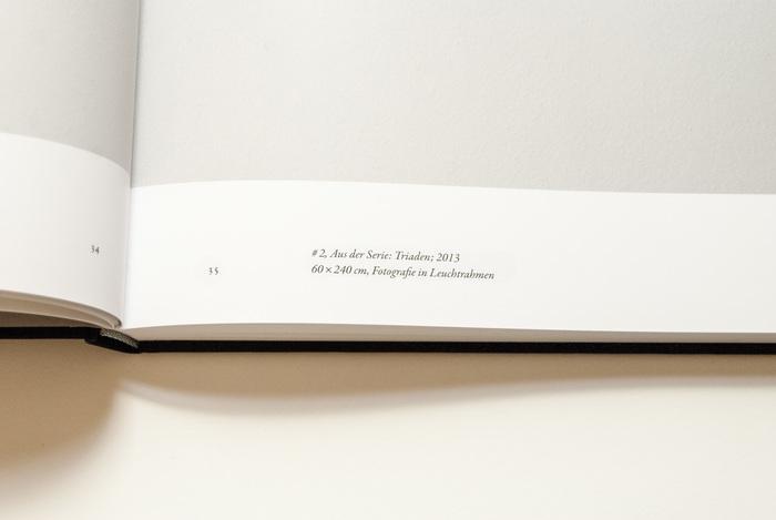 Noch ein Leben, exhibition catalogue of photographer Ludwig Rauch 3