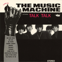 The Music Machine – <cite>Turn On </cite>album art