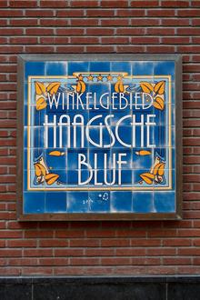 Winkelgebied Haagsche Bluf