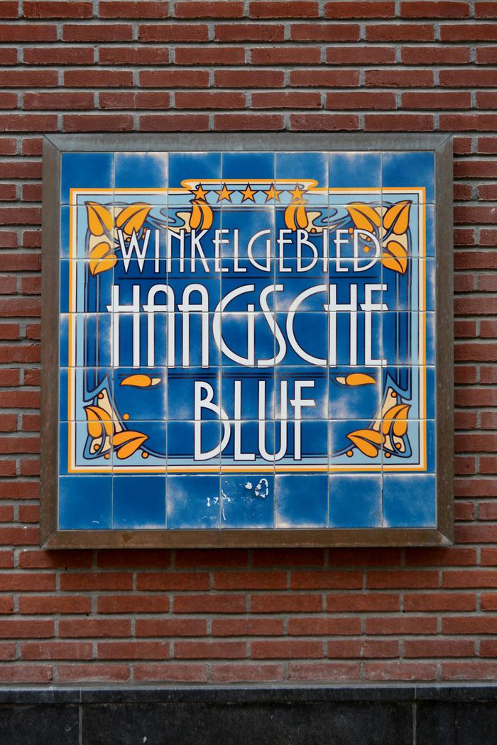 Winkelgebied Haagsche Bluf 1