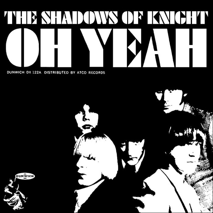 The Shadows of Knight – Oh Yeah album art