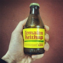 Tomato Ketchup from the GDR