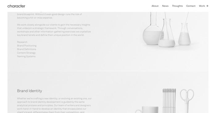 Character website 3