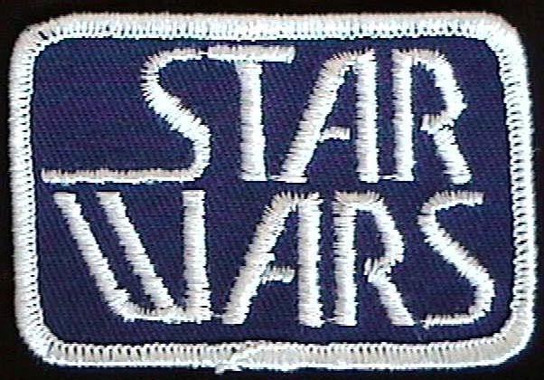 Star Wars logo, prerelease version 7