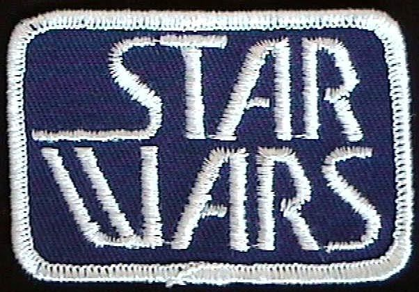Star Wars logo, prerelease version 7