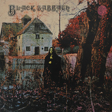 Black Sabbath – <cite>Black Sabbath</cite> album art