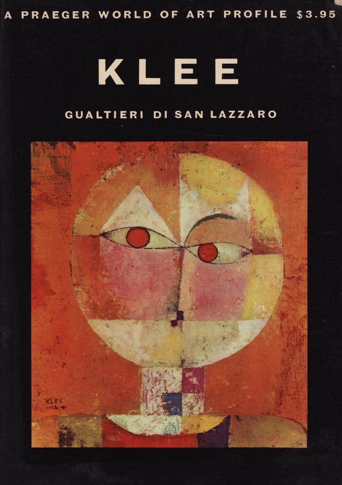 Klee by Gualtieri di San Lazzaro 1