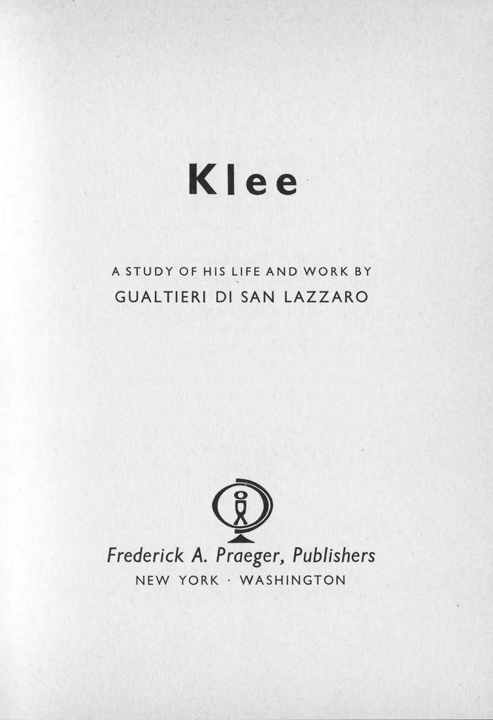 Klee by Gualtieri di San Lazzaro 2