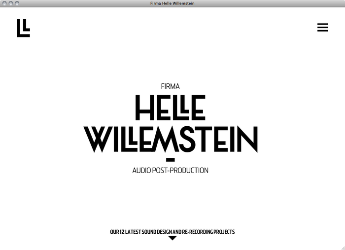 Helle Willemstein website 1
