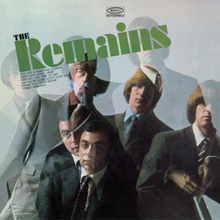 The Remains – <cite>The Remains </cite>album art