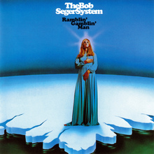 The Bob Seger System – <cite>Ramblin' Gamblin' Man </cite>album art