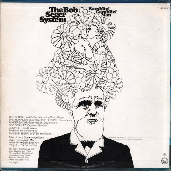 Ramblin' Gamblin' Man by The Bob Seger System 2