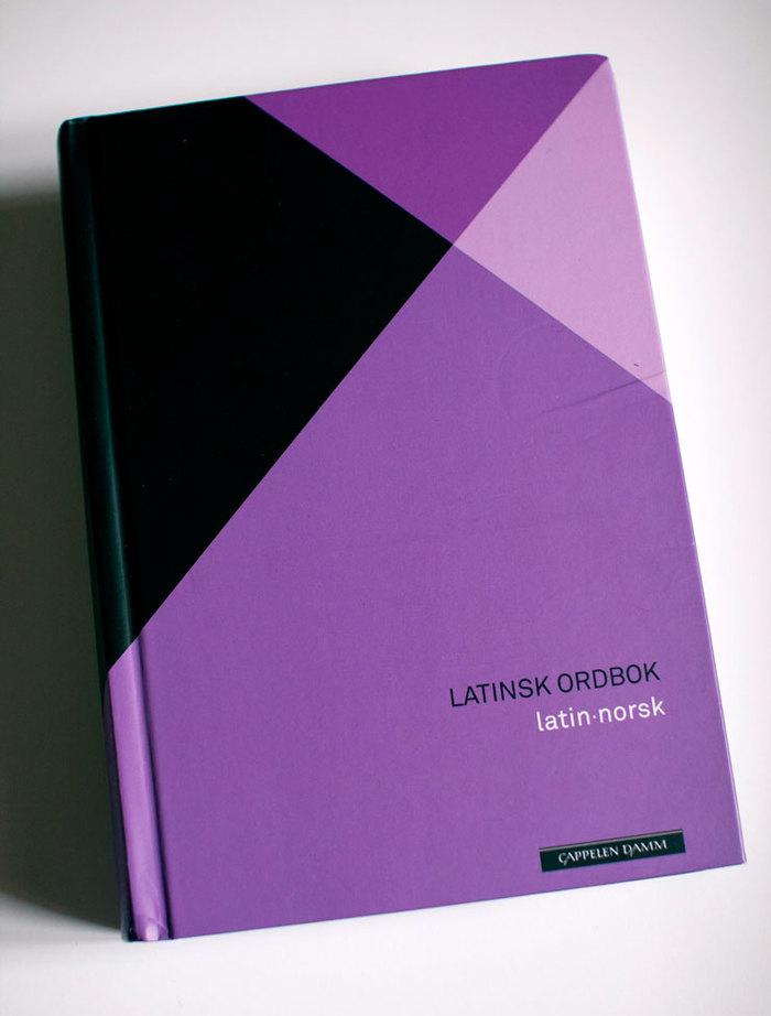 Latin-Norwegian dictionary (Cappelen Damm) 1