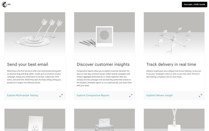 MailChimp Pro 3