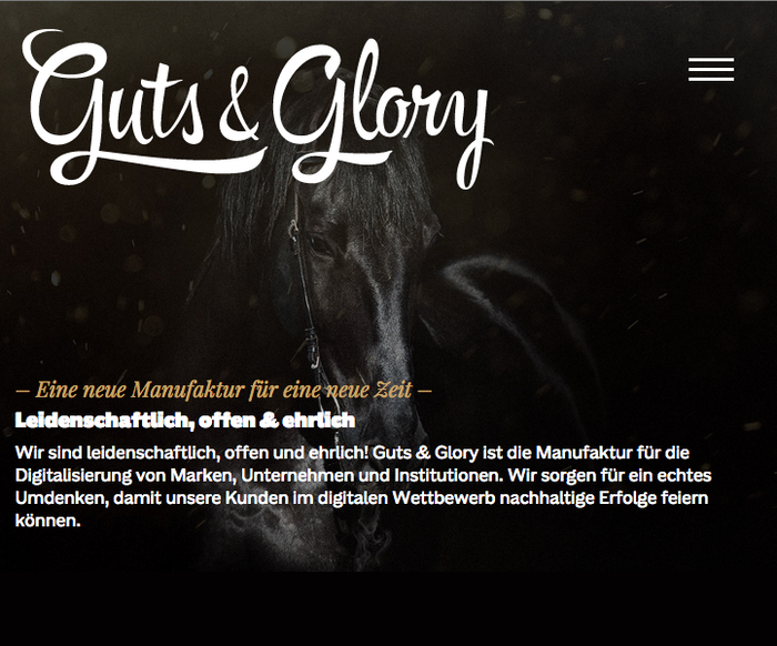 Guts & Glory 4