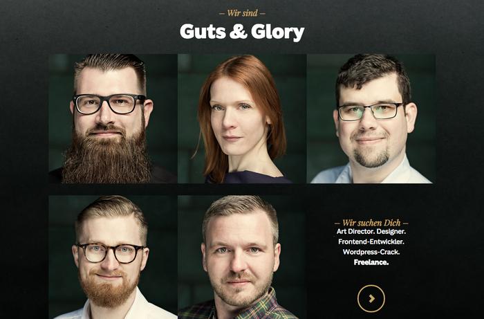 Guts & Glory 3